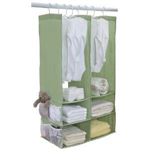 hanging closet organizer. Interesting Hanging Baby Closet Organizer And Hanging