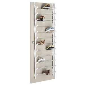 Create More Useable Space With A Hanging Closet Organizer