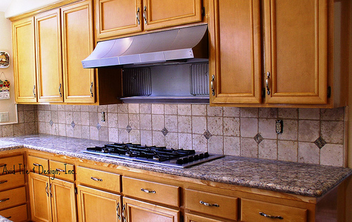 How To Organize Kitchen Countertops
