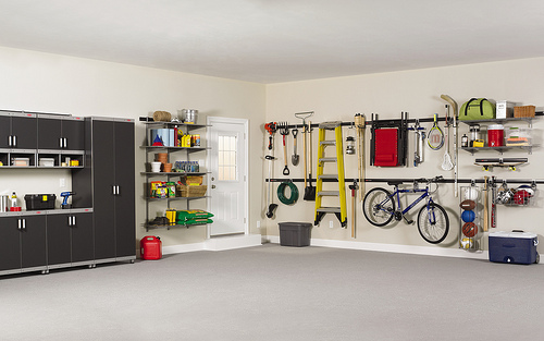 Rubbermaid Bike Hooks