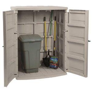 Suncast Vertical Tool Shed