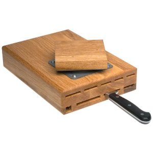 Under Cabinet Knife Block - Inspirational Wusthof Knives Sharpening