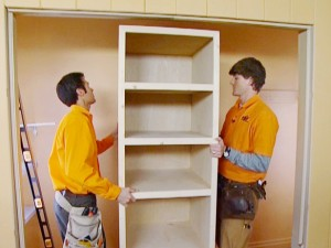 Hereu0027s Another Very Quick Video Showing How To Make Closet ...