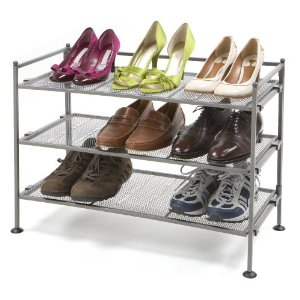 Shoe Racks For Closets