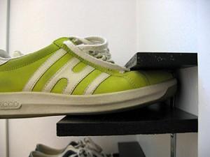 Shoe grabber rack 2
