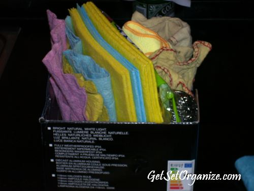 A Box Of Cloths