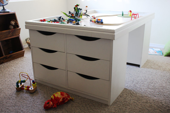 Etsy Lego Table