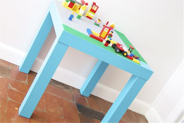 Hope Sewell Lego Table