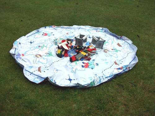 Instructables Play Mat