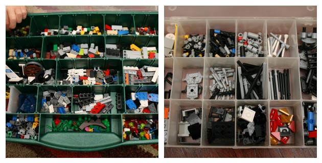 Plastic Case By Remarkably Domestic & 26 Ideas For Lego Storage Containers
