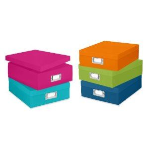 Whitmor Document Boxes