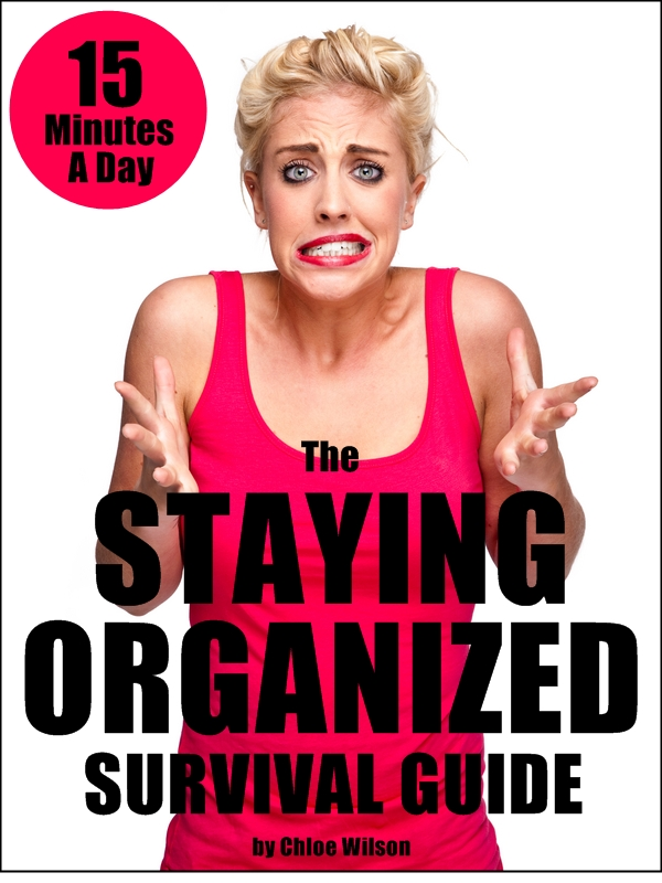 The Staying Organized Survival Guide