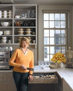martha stewart kitchen ideas & organizing tips